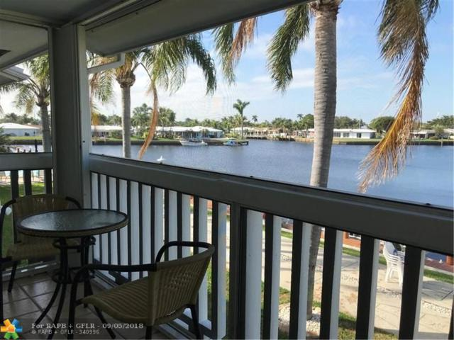 750 Pine Dr #18, Pompano Beach, FL 33060 (MLS #F10106870) :: Green Realty Properties
