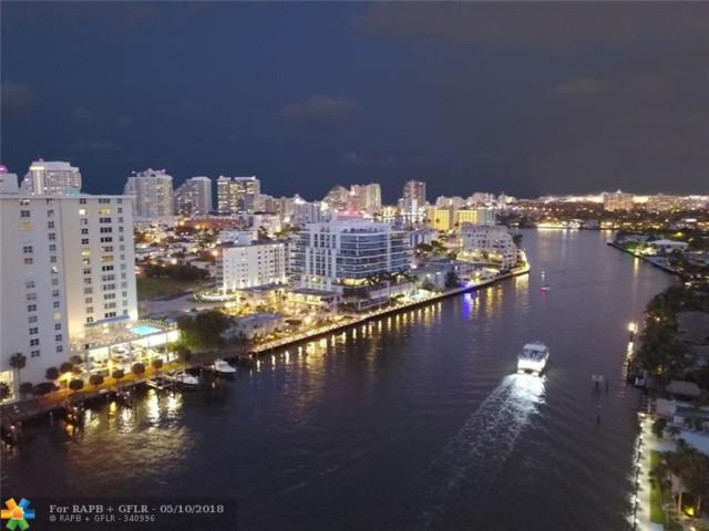 920 Intracoastal Dr. 602 A, Fort Lauderdale, FL 33304 (MLS #F10109048) :: Green Realty Properties