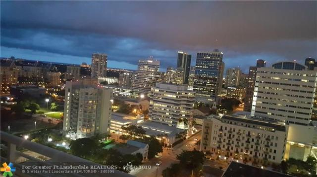 315 NE 3rd Ave #1103, Fort Lauderdale, FL 33301 (MLS #F10109182) :: Green Realty Properties