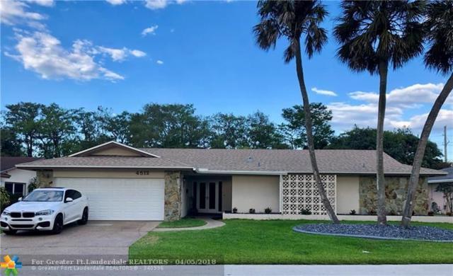 4512 King Palm Dr, Tamarac, FL 33319 (MLS #F10110278) :: Green Realty Properties