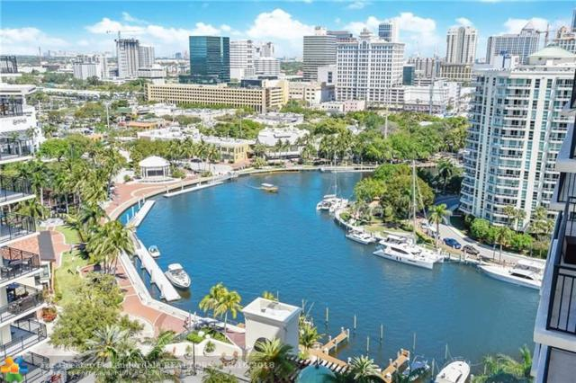 600 W Las Olas Bl 1803S, Fort Lauderdale, FL 33312 (MLS #F10112011) :: Green Realty Properties