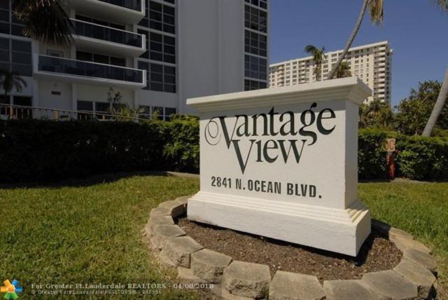 2841 N Ocean Blvd #303, Fort Lauderdale, FL 33308 (MLS #F10113423) :: Green Realty Properties