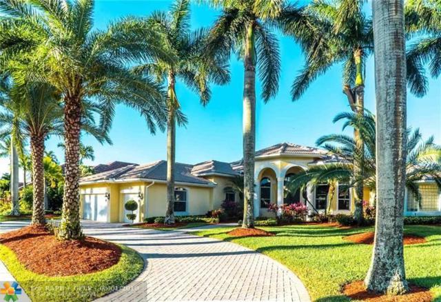 2477 Poinciana Dr, Weston, FL 33327 (MLS #F10113801) :: Green Realty Properties