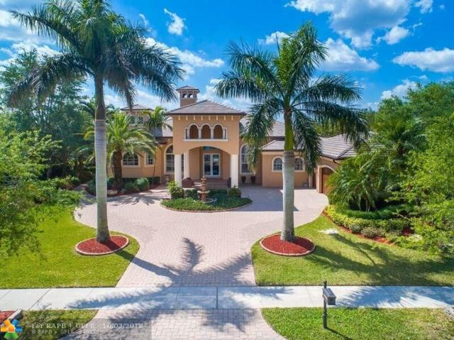 3055 Lake Ridge Ln, Weston, FL 33332 (MLS #F10113859) :: Green Realty Properties