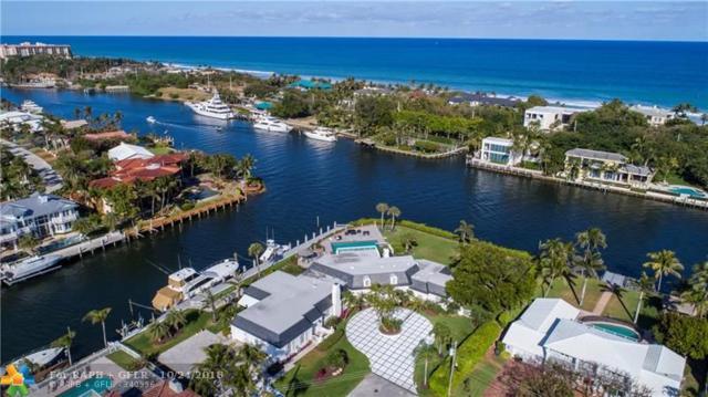 4240 NE 31st Ave, Lighthouse Point, FL 33064 (MLS #F10114184) :: GK Realty Group LLC