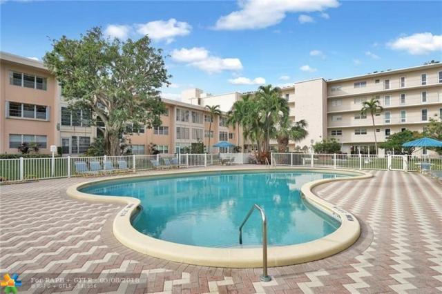 1481 S Ocean Blvd 238 D, Pompano Beach, FL 33062 (MLS #F10114616) :: Green Realty Properties