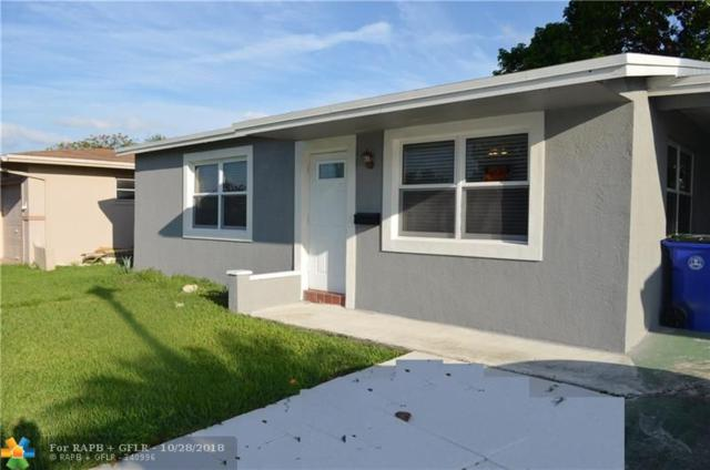 6840 NW 12th St, Margate, FL 33063 (MLS #F10114881) :: Green Realty Properties