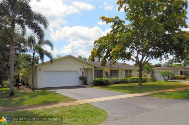 700 SW 61st Ave, Plantation, FL 33317 (MLS #F10115117) :: Green Realty Properties