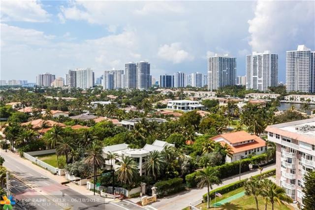 3180 S Ocean Dr #1020, Hallandale, FL 33009 (MLS #F10116238) :: Green Realty Properties