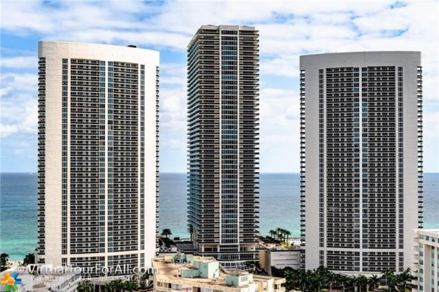 1850 S Ocean Dr #808, Hallandale, FL 33009 (MLS #F10117048) :: Green Realty Properties