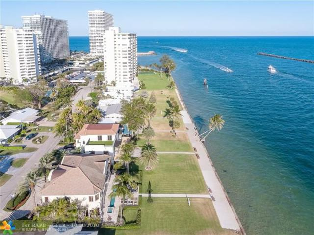 2600 Inlet Dr, Fort Lauderdale, FL 33316 (MLS #F10117179) :: Green Realty Properties