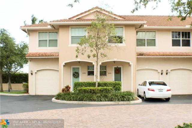 1335 SE 3rd Avenue #1335, Pompano Beach, FL 33060 (MLS #F10117456) :: Green Realty Properties