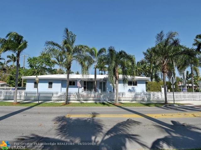 201 N 13th Ave, Hollywood, FL 33019 (MLS #F10117777) :: Laurie Finkelstein Reader Team