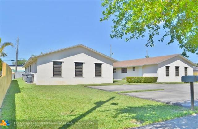 5823 Lincoln St, Hollywood, FL 33021 (MLS #F10117817) :: Green Realty Properties