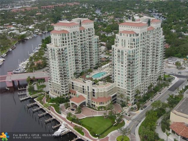 610 W Las Olas Bl 1511N, Fort Lauderdale, FL 33312 (MLS #F10118243) :: Green Realty Properties