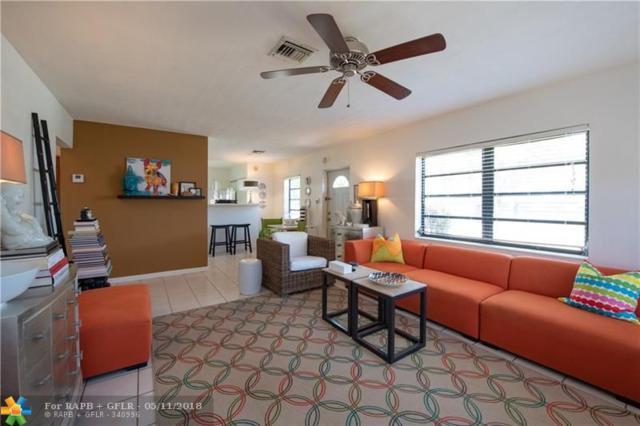 636 NE 16th Ct, Fort Lauderdale, FL 33305 (MLS #F10118905) :: Green Realty Properties