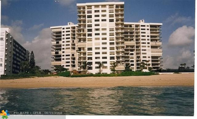 1800 S Ocean Bl #510, Lauderdale By The Sea, FL 33062 (MLS #F10119938) :: Green Realty Properties