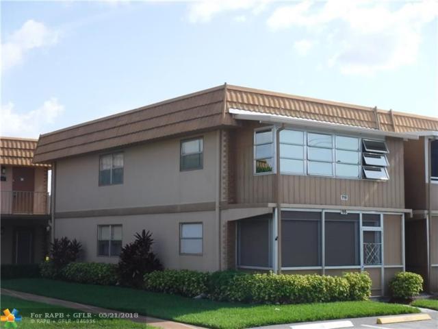 219 Flanders 219E, Delray Beach, FL 33484 (MLS #F10120436) :: Green Realty Properties