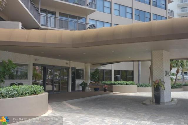 3800 Galt Ocean Dr #614, Fort Lauderdale, FL 33308 (MLS #F10121355) :: Green Realty Properties