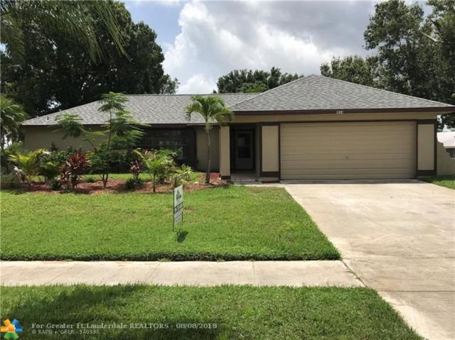 1834 SE Hanby Ave, Port Saint Lucie, FL 34952 (MLS #F10122069) :: Green Realty Properties