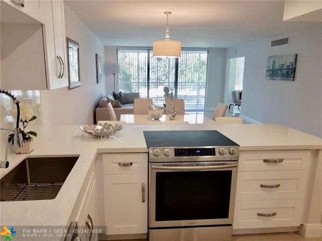 3505 Oaks Way #201, Pompano Beach, FL 33069 (MLS #F10122681) :: Green Realty Properties