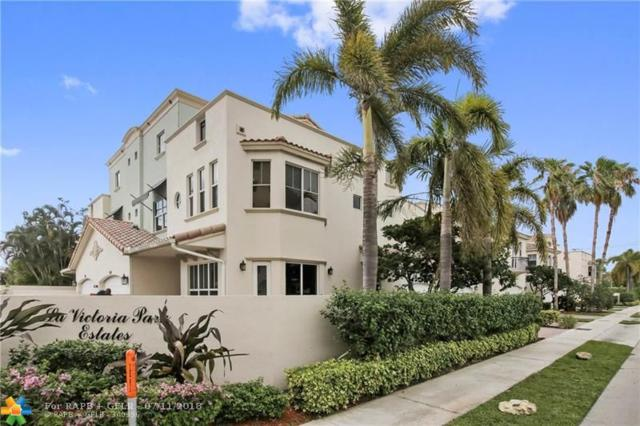 1782 NE 9th St #1782, Fort Lauderdale, FL 33304 (MLS #F10122796) :: Green Realty Properties