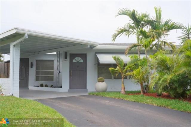 809 SE 14th Ct, Deerfield Beach, FL 33441 (MLS #F10122935) :: Green Realty Properties