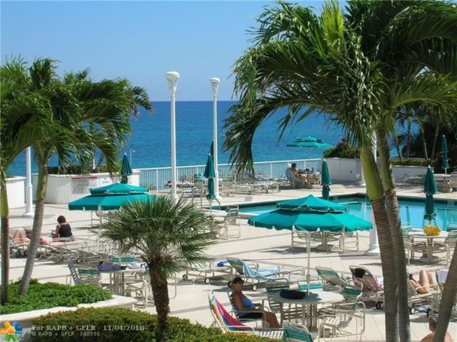 1620 S Ocean Bl 14L, Lauderdale By The Sea, FL 33062 (MLS #F10123528) :: Green Realty Properties