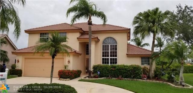734 NW 177th Ave, Pembroke Pines, FL 33029 (MLS #F10123815) :: Green Realty Properties