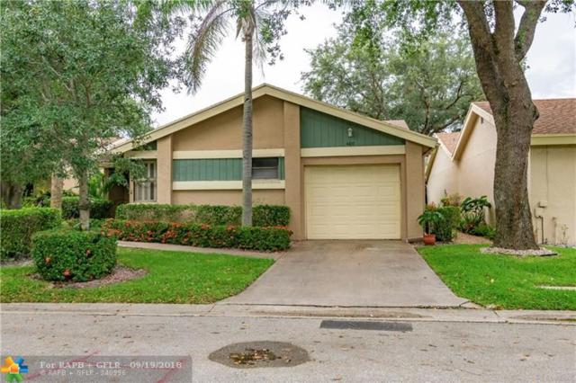 4437 Cordia Cir, Coconut Creek, FL 33066 (MLS #F10123874) :: Green Realty Properties