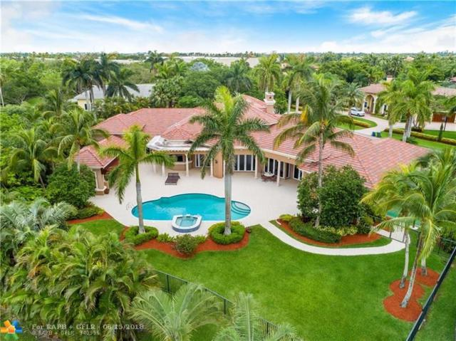 3340 Paddock Rd, Weston, FL 33331 (MLS #F10124249) :: Green Realty Properties