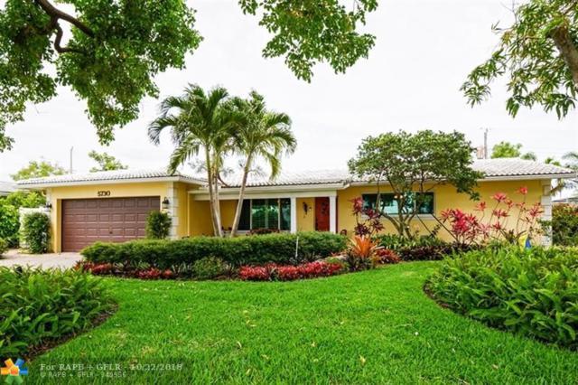 5730 NE 20th Ave, Fort Lauderdale, FL 33308 (MLS #F10124444) :: Green Realty Properties