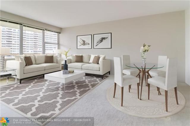 3300 NE 36th St #521, Fort Lauderdale, FL 33308 (MLS #F10125149) :: Green Realty Properties
