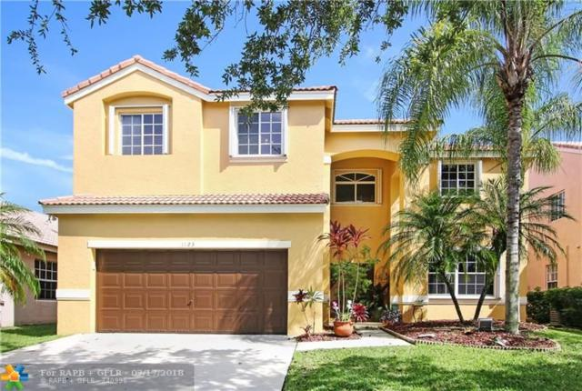 1123 Cedar Falls Dr, Weston, FL 33327 (MLS #F10125482) :: Green Realty Properties