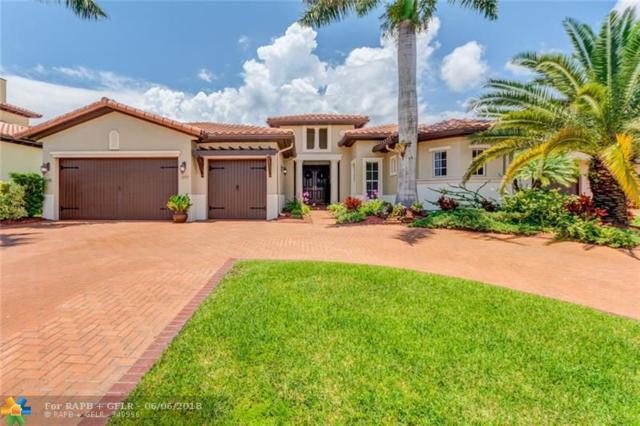 12135 NW 71st Street, Parkland, FL 33076 (MLS #F10125558) :: Green Realty Properties