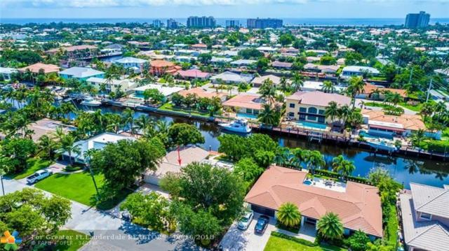 3920 NE 25th Ave, Lighthouse Point, FL 33064 (MLS #F10125912) :: Green Realty Properties