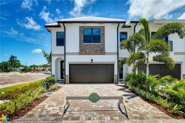 4526 E Aqua Bella Lane #48, Fort Lauderdale, FL 33312 (MLS #F10127462) :: Green Realty Properties