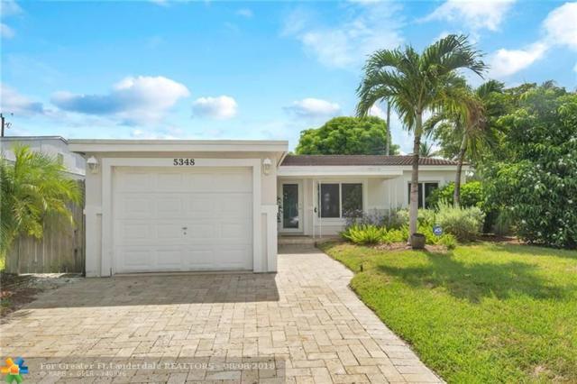5348 NE 3 Terrace, Oakland Park, FL 33334 (MLS #F10127726) :: Green Realty Properties