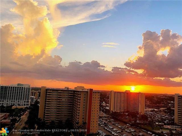 3410 Galt Ocean Dr #1709, Fort Lauderdale, FL 33308 (MLS #F10127866) :: Green Realty Properties