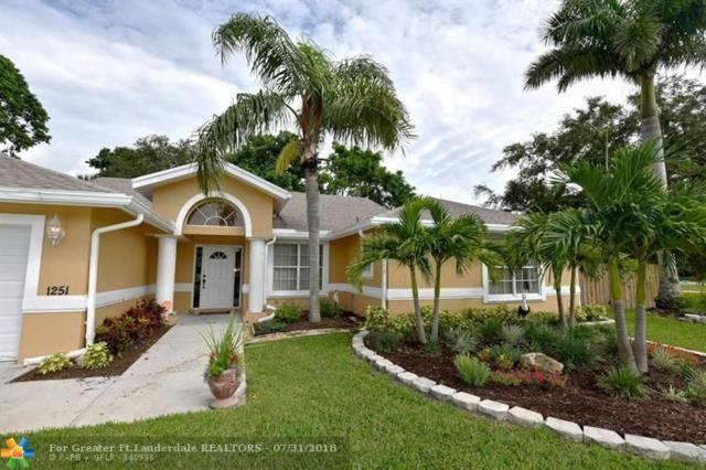 1251 Rowayton Cir, Wellington, FL 33414 (MLS #F10128255) :: Green Realty Properties