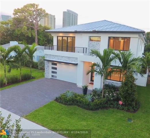 805 SE 6th St, Fort Lauderdale, FL 33301 (MLS #F10128964) :: Green Realty Properties