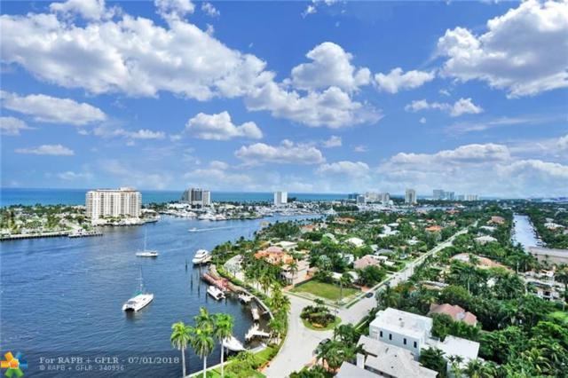 2500 E Las Olas Blvd #1905, Fort Lauderdale, FL 33301 (MLS #F10129052) :: Green Realty Properties