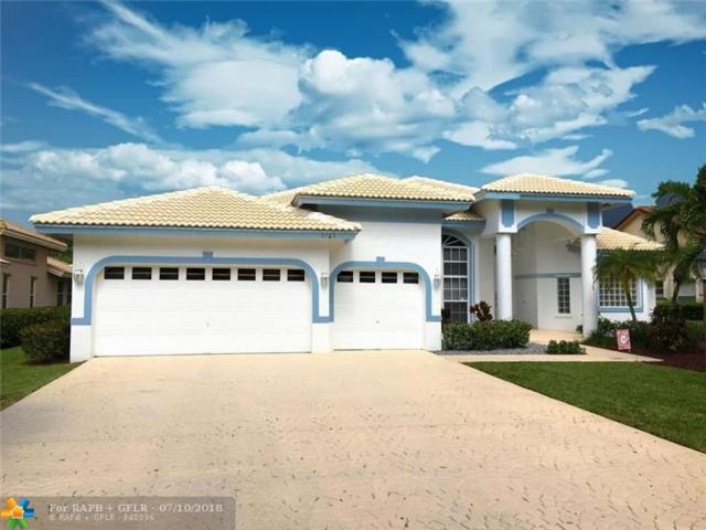 5765 NW 101st Way, Coral Springs, FL 33076 (MLS #F10129576) :: Green Realty Properties
