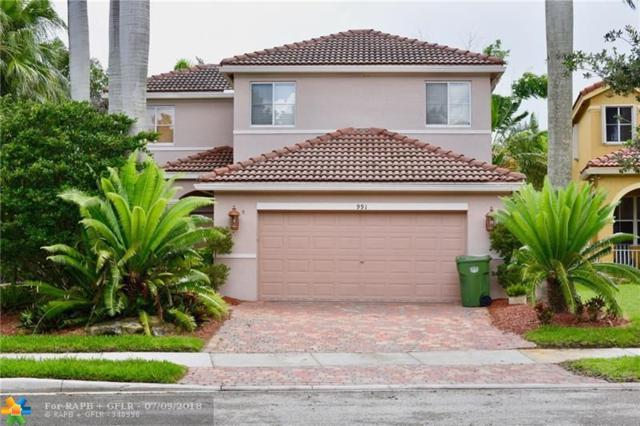 991 Silktree Ln, Weston, FL 33327 (MLS #F10129756) :: Green Realty Properties