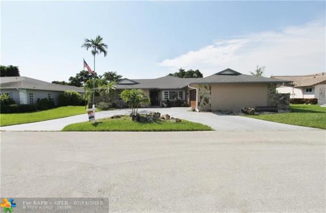 5608 S Travelers Palm Ln, Tamarac, FL 33319 (MLS #F10129761) :: Green Realty Properties