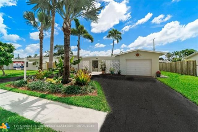 3908 NW 19th Ave, Oakland Park, FL 33309 (MLS #F10130076) :: Green Realty Properties