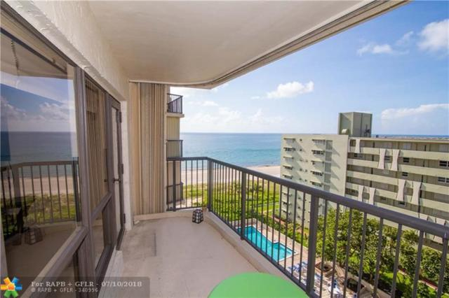 1800 S Ocean Blvd #904, Lauderdale By The Sea, FL 33062 (MLS #F10130100) :: Green Realty Properties