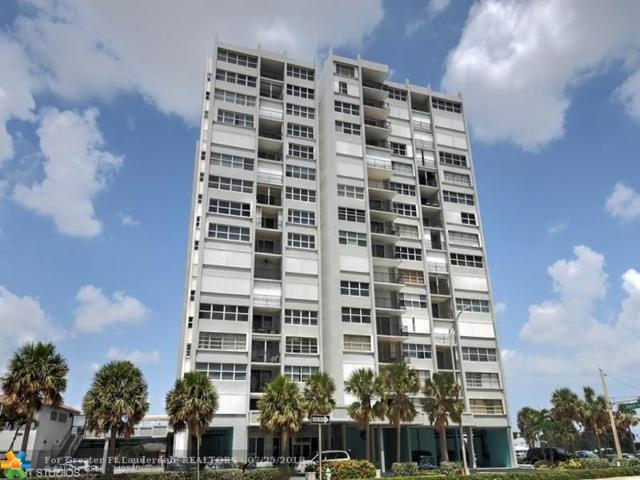 1400 S Ocean Dr #1207, Hollywood, FL 33019 (MLS #F10130153) :: Green Realty Properties