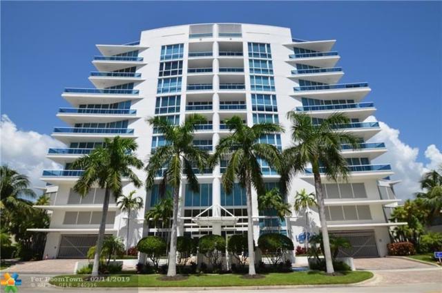 715 Bayshore Dr #704, Fort Lauderdale, FL 33304 (MLS #F10130440) :: Green Realty Properties