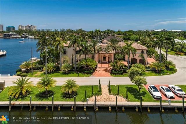 1645 E Lake Dr, Fort Lauderdale, FL 33316 (MLS #F10131365) :: Green Realty Properties